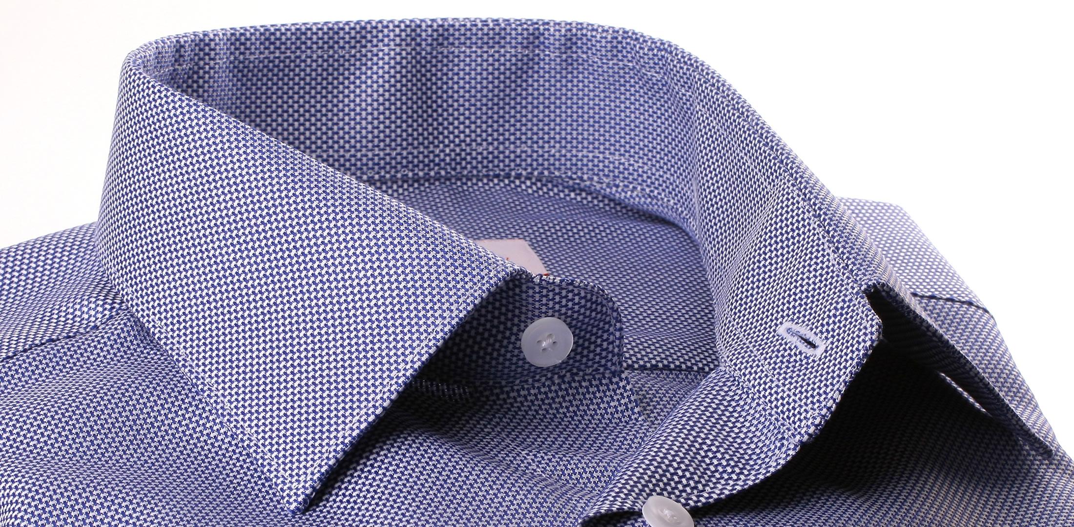 chemise tissu natt blanc et bleu marine. Black Bedroom Furniture Sets. Home Design Ideas