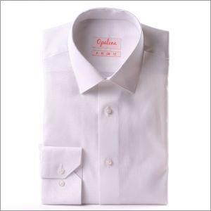 Chemise blanche tissu oxford