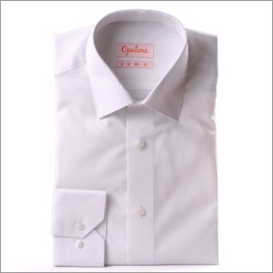 Chemise blanche tissu popeline